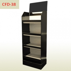 Sales promotional Corrugated Cardboard Display Stand